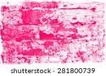 grunge texture | Shutterstock . vector #281800739