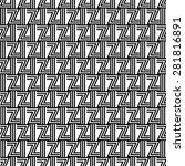 vector background   gray...   Shutterstock .eps vector #281816891