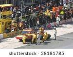 bristol  tn   march 22  kevin... | Shutterstock . vector #28181785