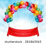 Happy Birthday Banner...