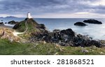 lovers island panorama  ynys...