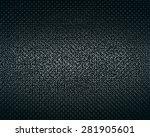 grunge blue texture. element... | Shutterstock . vector #281905601