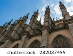 Gothic Cathedral  Church Of...