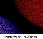 bright colorful part of the... | Shutterstock . vector #282086507