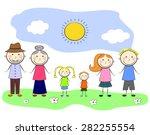 the vector illustration...   Shutterstock .eps vector #282255554