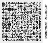 icons | Shutterstock .eps vector #282383039