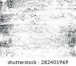 black and white scratched... | Shutterstock .eps vector #282401969