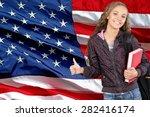 university  student  college... | Shutterstock . vector #282416174