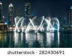 Dubai Dancing Fountain  ...