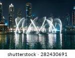Dubai Dancing Fountain  ...