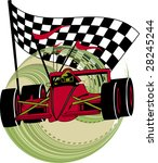 formula one | Shutterstock .eps vector #28245244