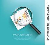 business analysis design on...   Shutterstock .eps vector #282502367