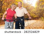 senior adult  retirement ... | Shutterstock . vector #282526829