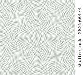 vector abstract geometrical... | Shutterstock .eps vector #282566474