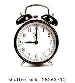 alarm clock | Shutterstock . vector #28263715