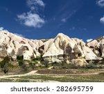 Landscape Mountain Valley...