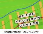 business term with climbing...   Shutterstock . vector #282719699