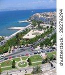 Aerial View To Mediterranean...