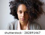 close up portrait of an... | Shutterstock . vector #282891467