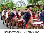 shelton  ct  usa   may 25  2015 ... | Shutterstock . vector #282899465