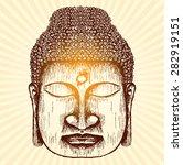 buddha 2 | Shutterstock .eps vector #282919151