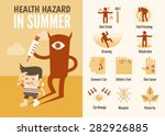 health care infographics about... | Shutterstock .eps vector #282926885
