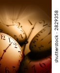 time design | Shutterstock . vector #2829358