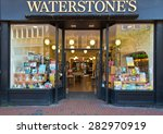 reading  england   may13th ... | Shutterstock . vector #282970919