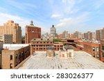 Manhattan Rooftops   New York...