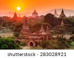 The  Temples Of Bagan Pagan  ...