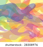 colorful pattern | Shutterstock .eps vector #28308976