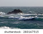 Typical Seascape Of The...