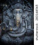 Statue Of Ganesha In Kuta Bali...