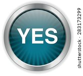 yes icon | Shutterstock .eps vector #283173299