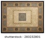 beautiful classical carpet of... | Shutterstock . vector #283232801