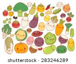 Collection Of Lovely Fruit And...