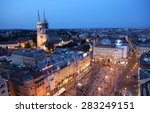 Zagreb  Croatia   May 31  2015...