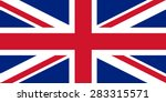 flag of england | Shutterstock .eps vector #283315571