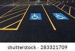 the international markings for... | Shutterstock . vector #283321709