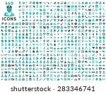 690 medical service  health... | Shutterstock .eps vector #283346741