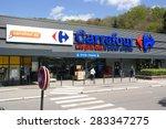 malmedy  belgium   may 7  entry ...   Shutterstock . vector #283347275