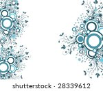 blue background | Shutterstock .eps vector #28339612