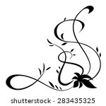 illustration of the abstract... | Shutterstock .eps vector #283435325