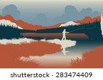 eps8 editable vector...   Shutterstock .eps vector #283474409
