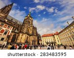 Prague  Czech Republic   May 2...