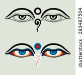 "eyes of buddha   ""buddha's eyes""... 