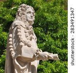 london   may 26  2015. statue... | Shutterstock . vector #283491347