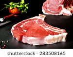 ������, ������: Fresh and raw meat