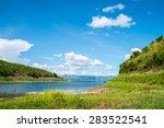 Lake Side View In Erawan ...