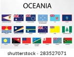flags of the world set...   Shutterstock . vector #283527071